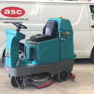 Second hand E85 scrubber